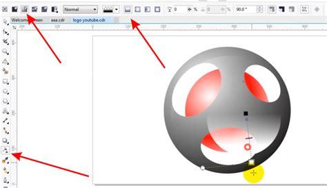 tutorial corel draw x4 membuat logo pdf 10 menit membuat logo 3d profesional tutorial coreldraw 12