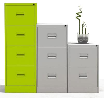 Green Filing Cabinet 4 Drawer A4 Filing Cabinet Lime Green