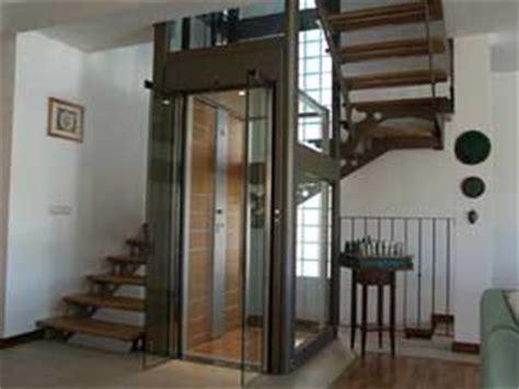 kleine lift in huis liften voorbeelden