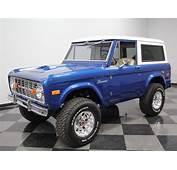 1974 Ford Bronco  Post MCG Social™ MyClassicGarage™