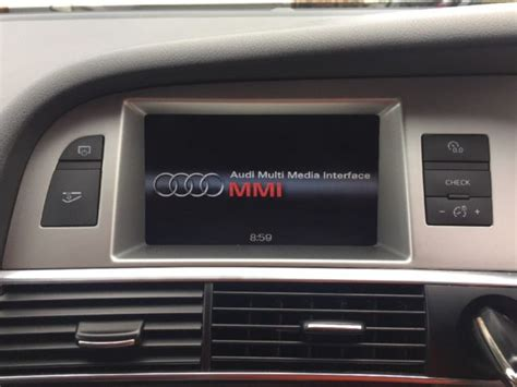 Audi A6 Navi Update by Audi A6 2017 Map Update Mmi 2g Navigation Uk Europe Sat