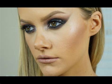tutorial makeup natural ke kus black edgy makeup mugeek vidalondon