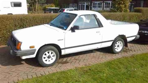 subaru pickup for sale subaru mv brat brumby pick up car for sale