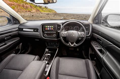 mitsubishi outlander interior 2017 2017 mitsubishi outlander on sale in australia from