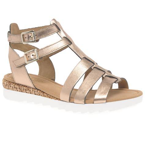 Sandal Preloved Gladiator 1 gabor felicity s modern gladiator sandals charles clinkard