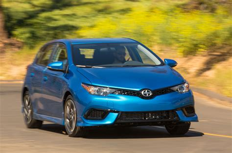 2016 scion im review test motor trend