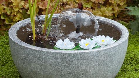 jardin fontaine une fontaine d 233 corative pour le jardin