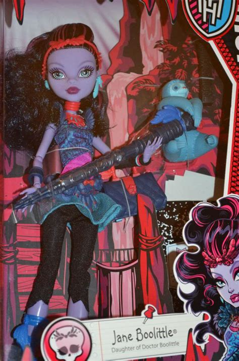 Jo In Pets Needle Brush new mattel high witch doctor doll boolittle w