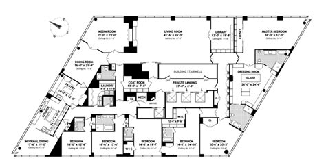 time warner center floor plan streeteasy time warner center at 25 columbus circle in lincoln square ph78 sales rentals