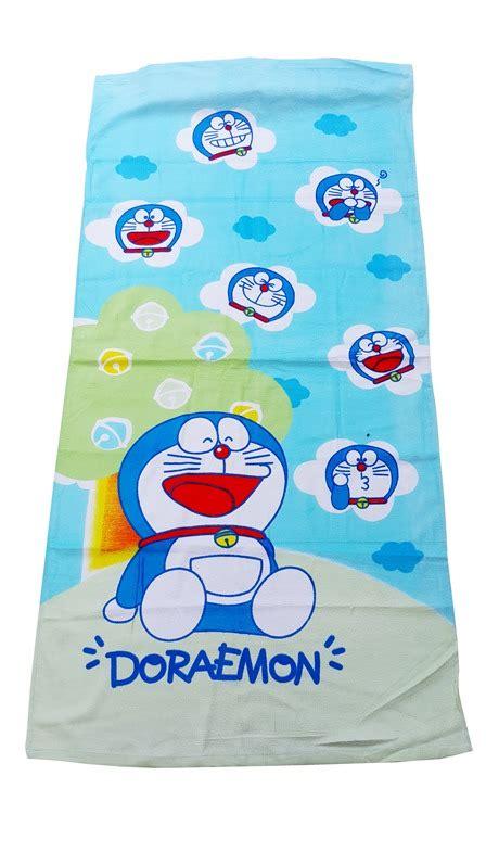 Handuk Hello Doraemon handuk anak lucu toko bunda