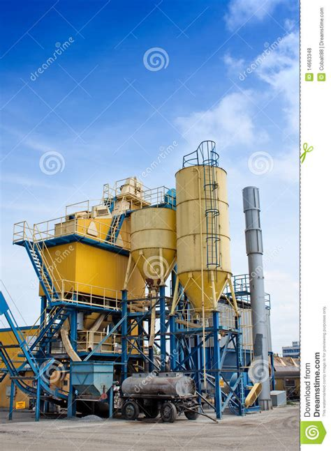 cement factory 100 cement factory cement factory stock photo