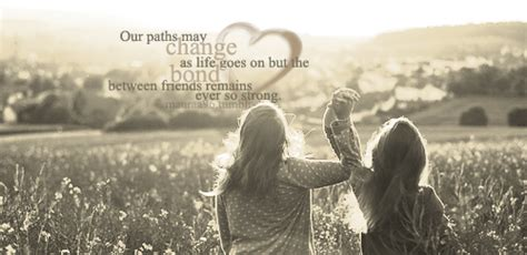 friendship bond quotes bond between friends inspirational picture quotes