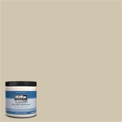 behr premium plus ultra 8 oz hdc nt 18 yuma sand interior exterior satin enamel paint sle