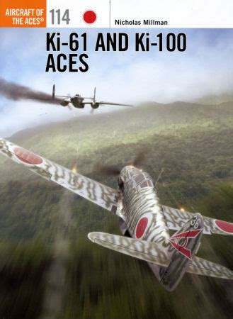 ki 61 and ki 100 aces book review