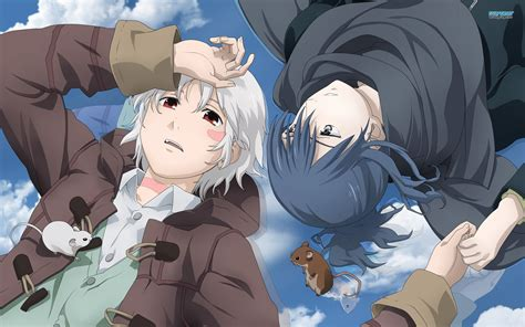 no 6 wiki image shion and nezumi no 6 7233 1920x1200 jpg wiki no