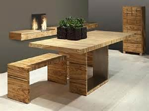 Modern Wood Dining Room Table Modern Dining Room Tables