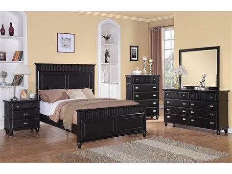 elements bedroom furniture spencer king bed elements black furniture store united
