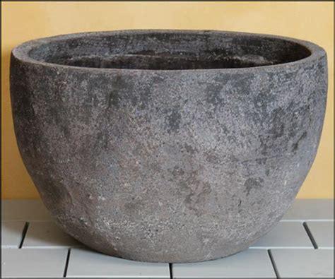 Large Pot Atlantis Verdigris Pots Rustic Landscape Verdigris Glaze