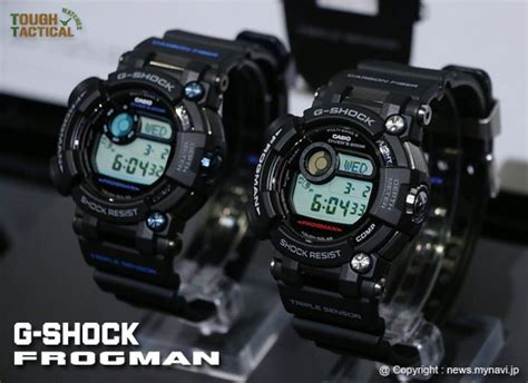 Gshock Casio Gshock Frogman Gwf1000 Hitam Limited Edition new g shock frogman gwf d1000 series goes deeper into the sea