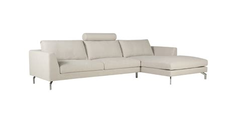 sits sofa ohio sofa ohio sofa with chaise longue collection by sits