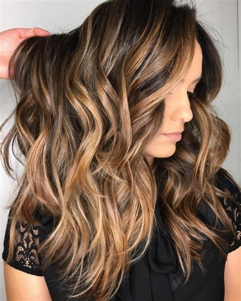hair highlights bottom 38 top blonde highlights for brown dark blonde red