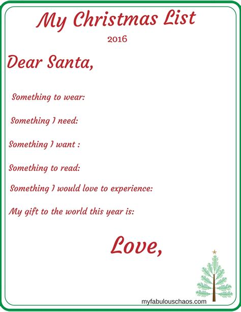 Wanna Read A Letter For 40 by How To Make Letters To Santa Special My Fabulous Chaos