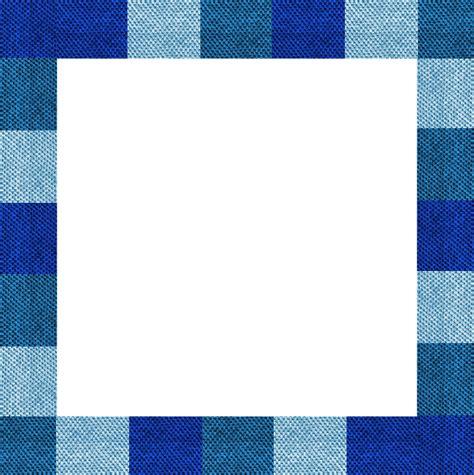 free illustration fabric denim frame border free