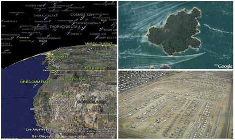 imagenes google earth 2015 5 descubrimientos sorprendentes de google earth