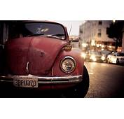 Volkswagen Beetle Car Old Urban