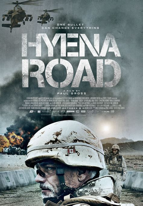 hyena road on dvd synopsis and info