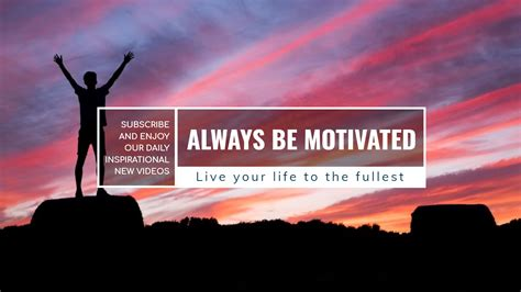 motivational youtube channel banner mediamodifier