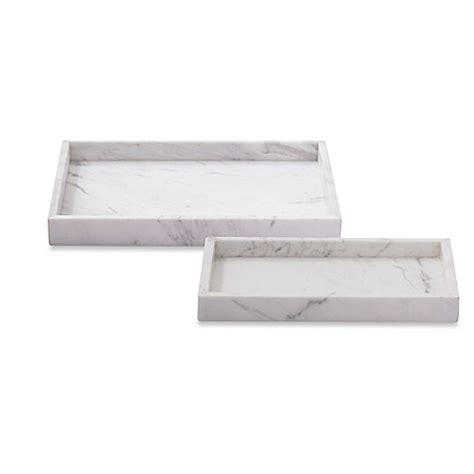 marble bathroom tray camarillo marble tray bed bath beyond