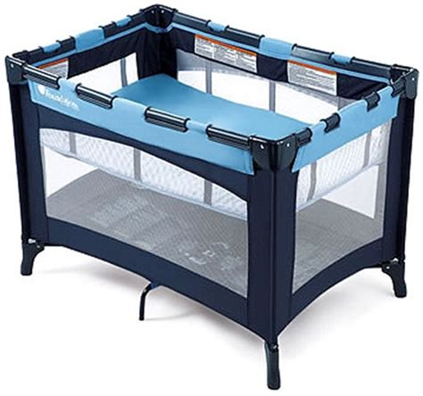 Crib For 2 Players by Celebrity Play Crib With Bassinet