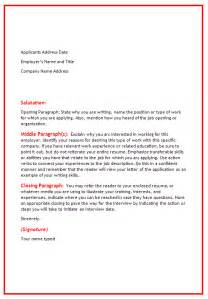 Cover Letter Warehouse by Warehouse Worker Cover Letter Sle And Template