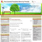 the fresh air joomla 1 5 template by themza will indeed