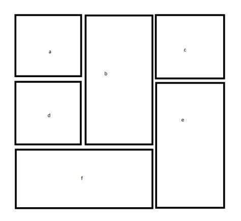 grid layout column span how to create complex grid in bootstrap 3 column rows