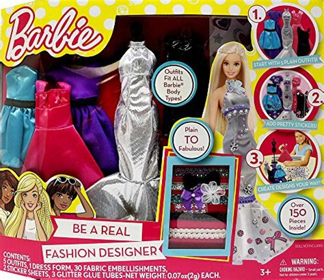 barbie fashion design maker refills uk barbie fashion design maker refill 0887961097610