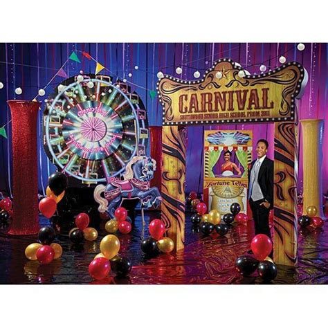 circus theme decor carnival prom theme theme carnivals prom