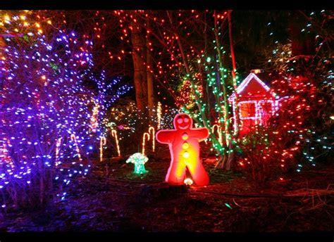 Vandusen Botanical Garden Lights Festival Of Lights At Vancouver S Vandusen Botanical Garden Photos Huffpost
