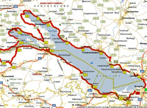 Motorrad Club Bodensee by Tour Along The Lake Bodensee Biker Tours Summer