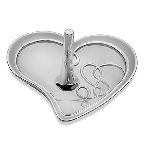 bathtub ring holder mikasa 174 love story silver plated ring holder bed bath