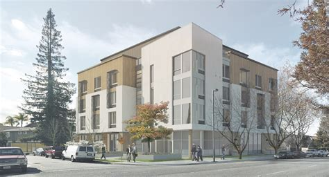 Midtown Apartments Boulder Co Pah Breaks Ground On 33m Silicon Valley Affordable Housing