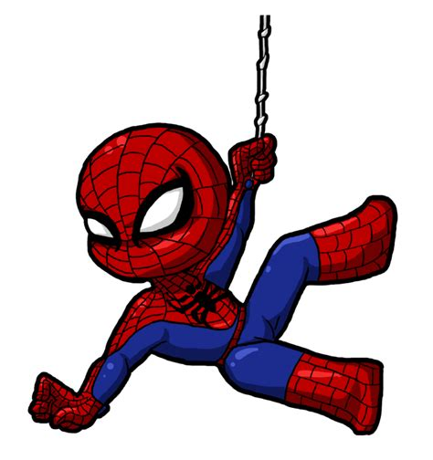 spiderman png images spiderman clipart cute cartoon for kids png