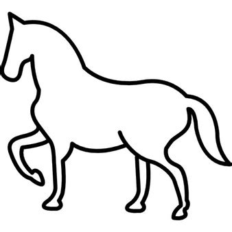 horse outline vectors photos and psd files free download