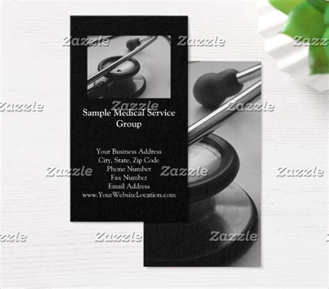 25 medical business card templates free premium download