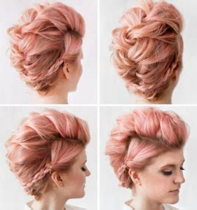 different styles of wrappin mohawk 30 braided mohawk styles that turn heads