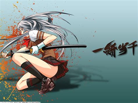 anime ninja girl wallpaper ninja anime 048 imagez only