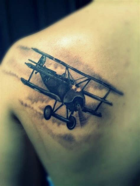 airplane tattoos designs fashion airplane ideas