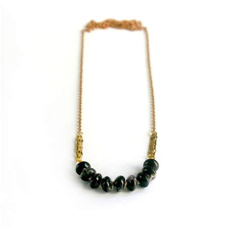 swing necklace veriegated blake agate tsarina swing necklace