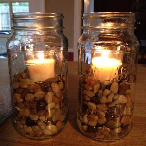 Jar Candle Holders Jar Candle Holder Diy Crafts